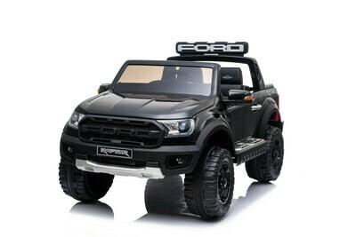 AUTO MACCHINA ELETTRICA PER BAMBINI Ford Raptor 12v 2 POSTI PRODOTTO UFFICIALE