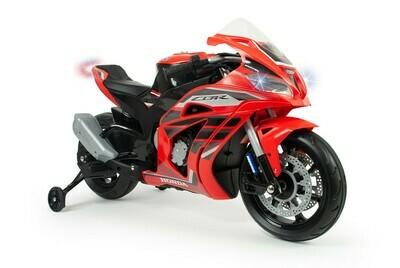 MOTO MOTOCICLETTA PER BAMBINI Honda CBR 12v PRODOTTO UFFICIALE
