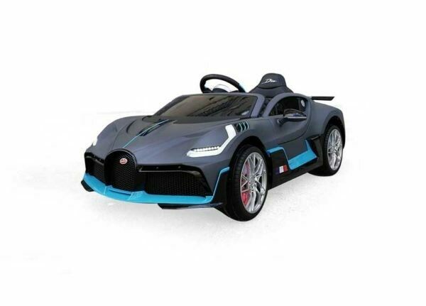 AUTO MACCHINA ELETTRICA PER BAMBINI Bugatti Divo 12v  CON VERNICE METALLIZZATA PRODOTTO UFFICIALE