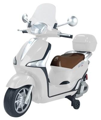 MOTO MOTOCICLETTA ELETTRICA PER BAMBINI Liberty Piaggio 12v PRODOTTO UFFICIALE