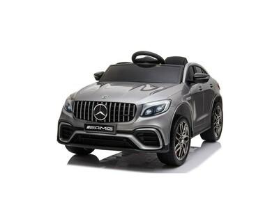 AUTO MACCHINA ELETTRICA PER BAMBINI Mercedes Glc 63 Coupe' PRODOTTO UFFICIALE
