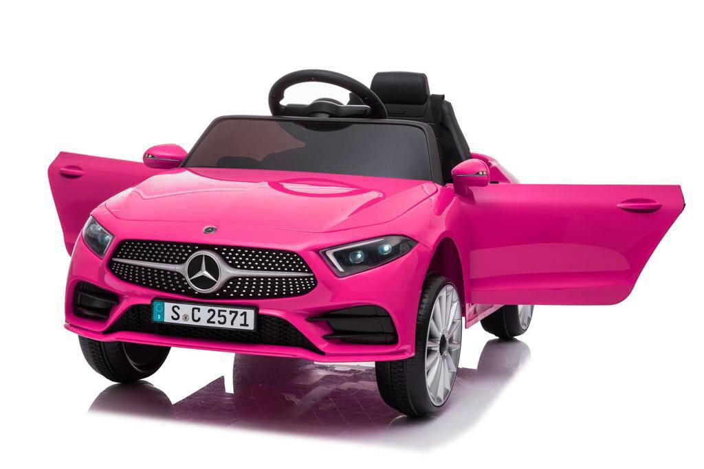 AUTO MACCHINA ELETTRICA PER BAMBINI Mercedes Cls 350 12v PRODOTTO UFFICIALE