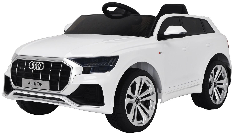 AUTO MACCHINA ELETTRICA PER BAMBINI Audi Q8 12v PRODOTTO UFFICIALE