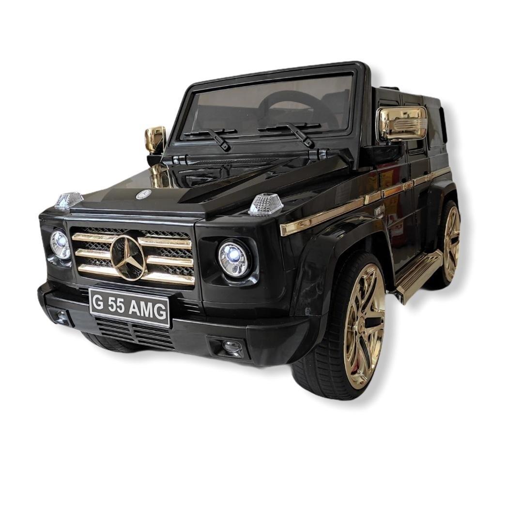 AUTO MACCHINA ELETTRICA PER BAMBINI Mercedes G55 12v PRODOTTO UFFICIALE