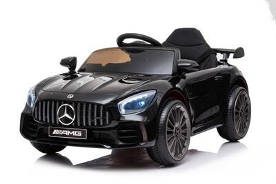 AUTO MACCHINA ELETTRICA PER BAMBINI Mercedes GTR 12v (Deluxe) PRODOTTO UFFICIALE