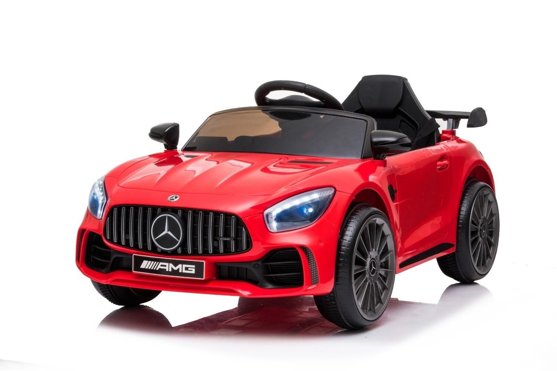 AUTO MACCHINA ELETTRICA PER BAMBINI Mercedes GTR MINI 12v PRODOTTO UFFICIALE