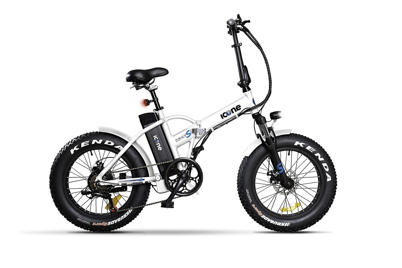 BICI BICICLETTA ELETTRICA E-Bike ICONE ALL ROAD S 250w 48v (+ COLORI)