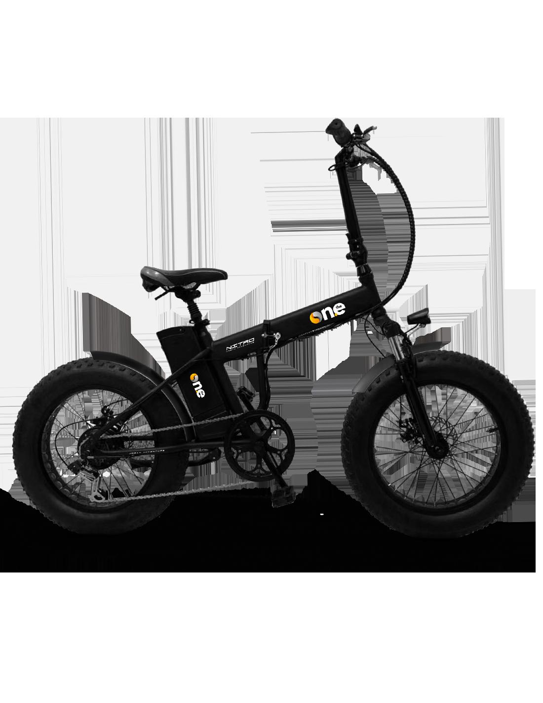 BICI BICICLETTA ELETTRICA E-Bike ICONE Nitro 250w 36v (+ COLORI)