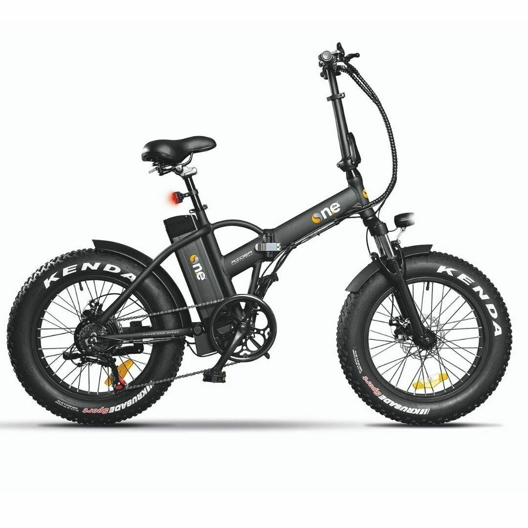 BICI BICICLETTA ELETTRICA E-Bike The One Rider 250w 36v