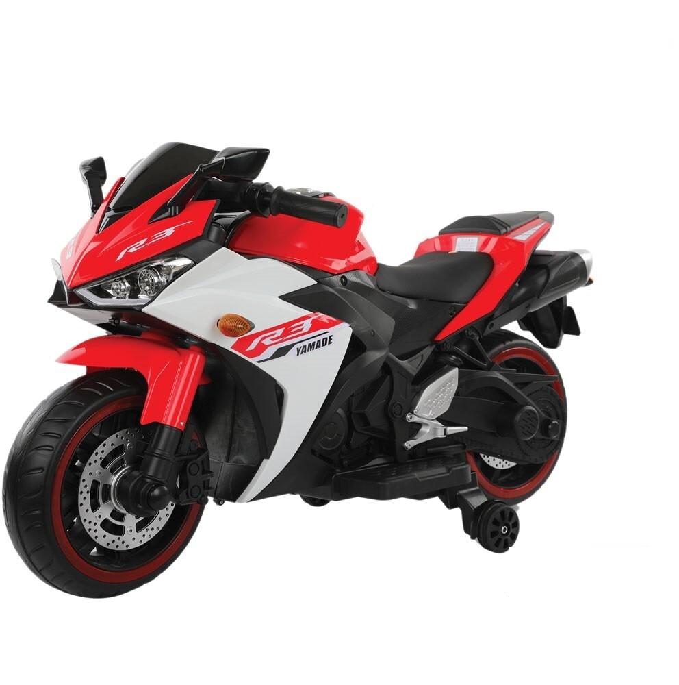 MOTO MOTOCICLETTA ELETTRICA PER BAMBINI Modello R3 12v