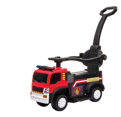 PRIMI PASSI ELETTRICO PER BAMBINI Camion Pompieri