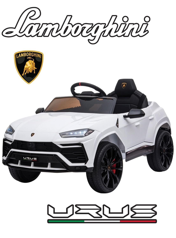 AUTO MACCHINA ELETTRICA PER BAMBINI Lamborghini Urus 12v PRODOTTO UFFICIALE