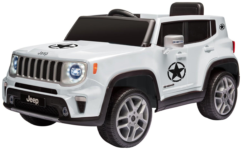 AUTO MACCHINA ELETTRICA PER BAMBINI Jeep Renegade 12v PRODOTTO UFFICIALE