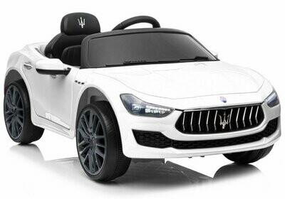 AUTO MACCHINA ELETTRICA PER BAMBINI Maserati Ghibli 12v (Deluxe) PRODOTTO UFFICIALE