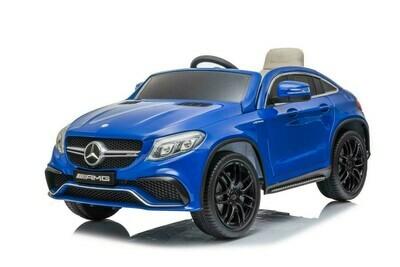 AUTO MACCHINA ELETTRICA PER BAMBINI Mercedes Gle 63 COUPE' 12v  CON TV TOUCH SCREEN e VERNICE METALLIZZATA PRODOTTO UFFICIALE