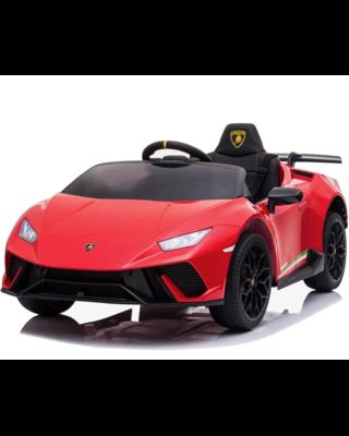 AUTO MACCHINA ELETTRICA PER BAMBINI Lamborghini Huracan 12v 4x4 (Deluxe) PRODOTTO UFFICIALE