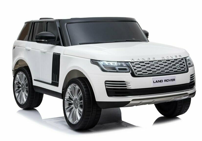 AUTO MACCHINA ELETTRICA PER BAMBINI Range Rover HSE 24v 2 POSTI 4X4 CON TV TOUCH SCREEN e VERNICE METALLIZZATA (DELUXE) PRODOTTO UFFICIALE