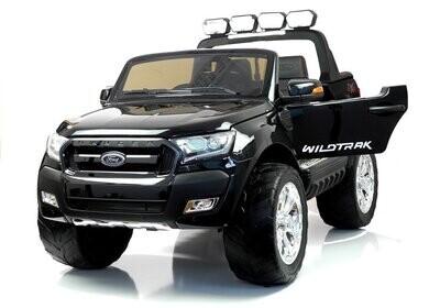 AUTO MACCHINA ELETTRICA PER BAMBINI PICKUP Ford Ranger Luxury 24v 4x4 CON TV TOUCH SCREEN 2 posti PRODOTTO UFFICIALE (Full Optional)