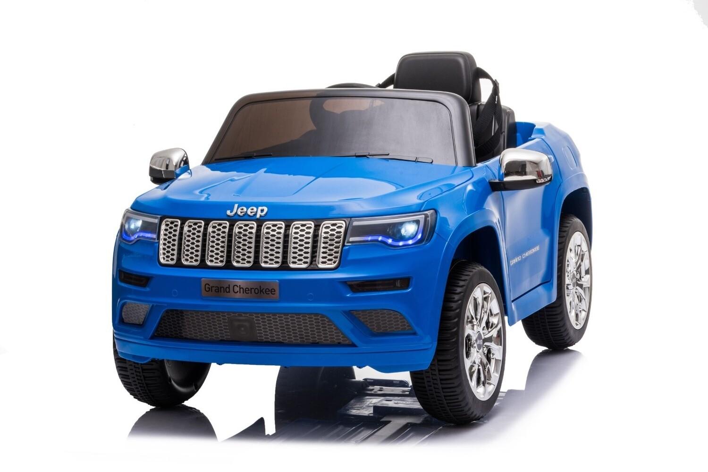 AUTO MACCHINA ELETTRICA PER BAMBINI Jeep Cherokee 12v PRODOTTO UFFICIALE