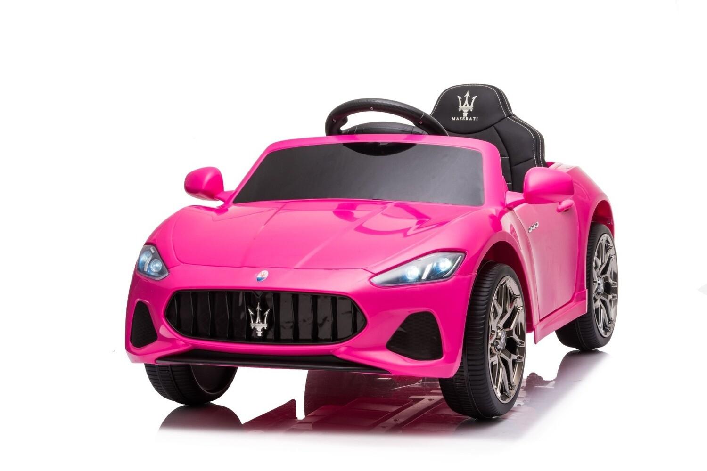 AUTO MACCHINA ELETTRICA PER BAMBINI Maserati GC Sport 12v PRODOTTO UFFICIALE