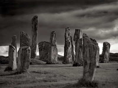 Callanish Standing Stones, Isle of Lewis - Scotland