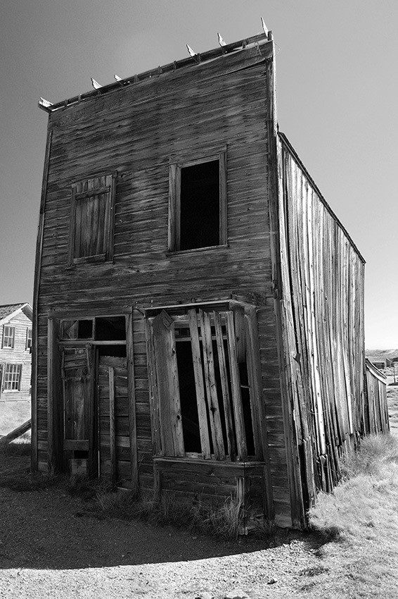 Ghost Town, Bodie - California