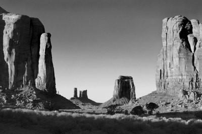 Monument Valley, North Window - Utah