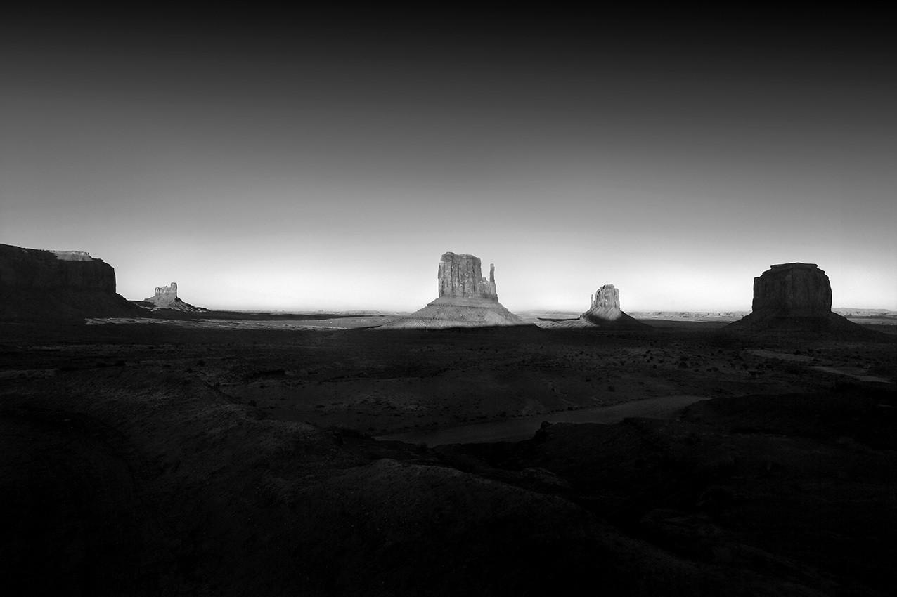 Monument Valley Sunset - Utah