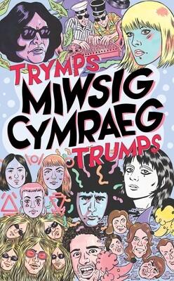 TRYMPS MIWSIG CYMRAEG