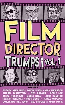 FILM DIRECTORS TRUMPS Vol.1