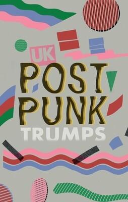 UK POST-PUNK TRUMPS