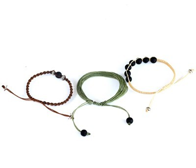 Low Key Diffuser Bracelets