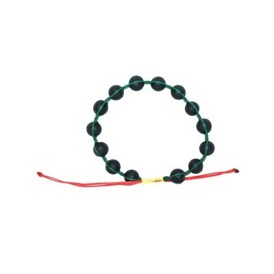 Rasta Diffuser Bracelet