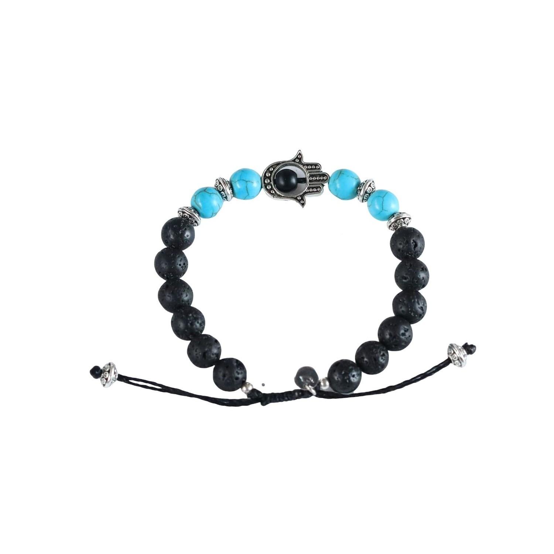 Aqua Peace Diffuser Bracelet