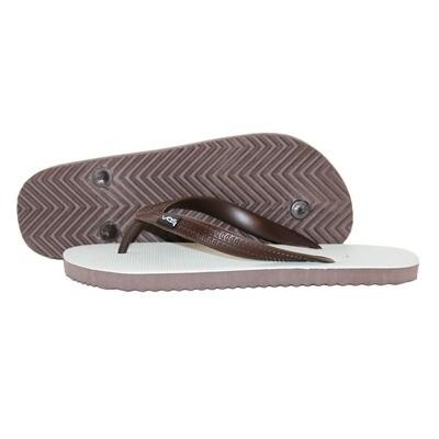Pearl Brown | Flip Flops | Narrow