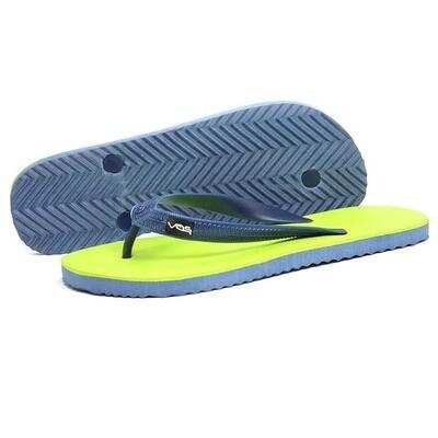 Eco Navy | Flip Flops | Narrow