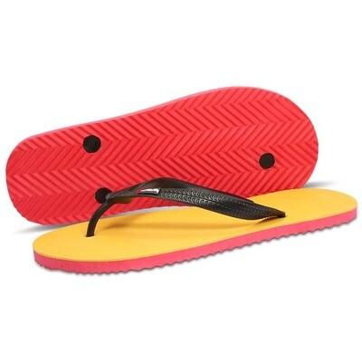 Canary Black | Flip Flops | Wide