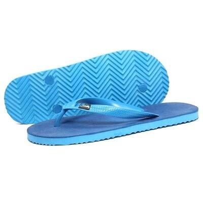 Azzurri Blue | Flip Flops | Wide