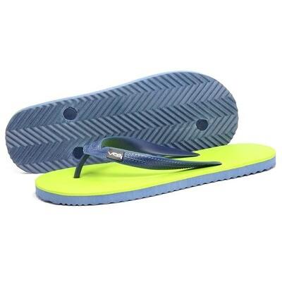 Eco Navy | Flip Flops | Wide
