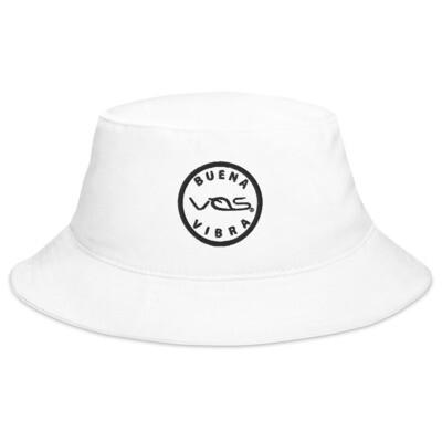 Bucket Hat | Buena Vibra | Black Logo