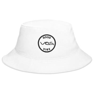 Bucket Hat | Good Vibe | Black Logo