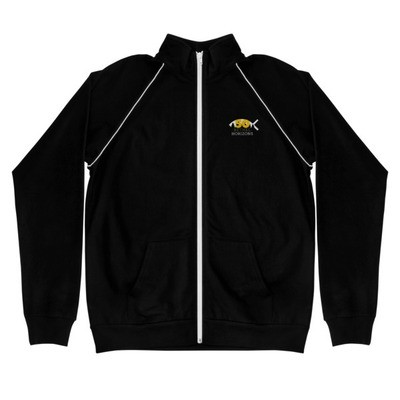 Piped Fleece Jacket