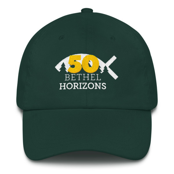 Horizons 50th Baseball Cap