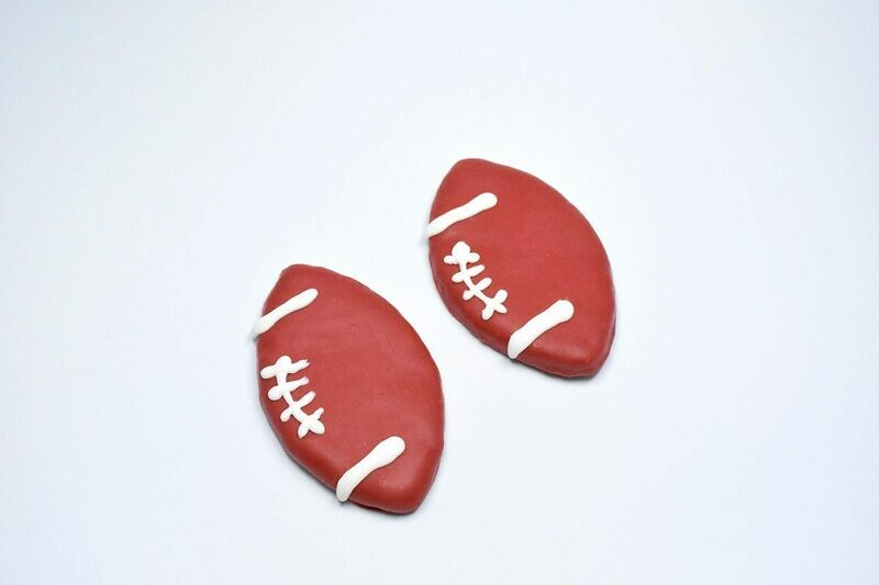 Footballs - Red / White