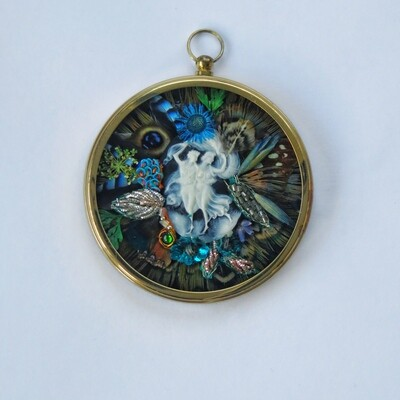 Wall pendant - Always There Even When You Are Gone