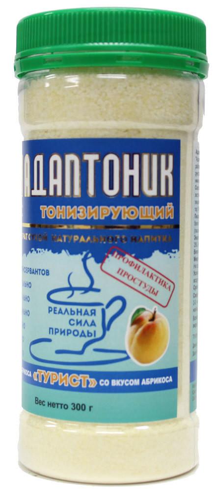 """Адаптоник тонизирующий """"Турист"""" с вкусом абрикоса"""