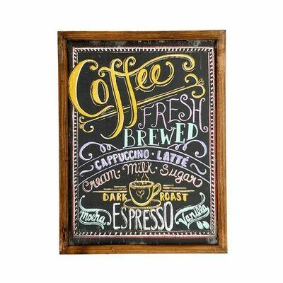 ΠΝ ΠΙΝΑΚΑΚΙ 30Χ40 COFFEE FRESH