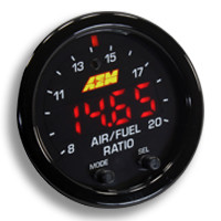 AEM UEGO Air/Fuel Ratio Gauge