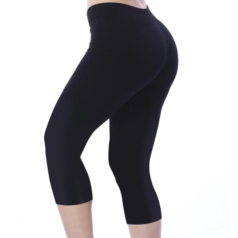 Pantalón Capri deportivo compresión suave para dama LE200129