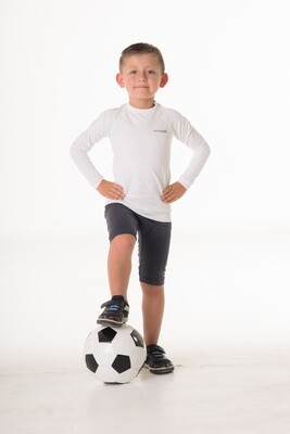 Playera deportiva soccer para niño